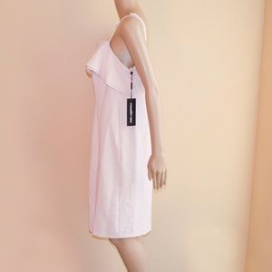 656b1f0a Karl Lagerfeld Dresses - Karl Lagerfeld Rose Ruffled Sheath Dress NWT